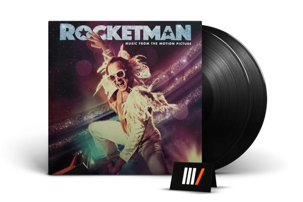 SOUNDTRACK Rocketman (TARON Egerton)  2LP