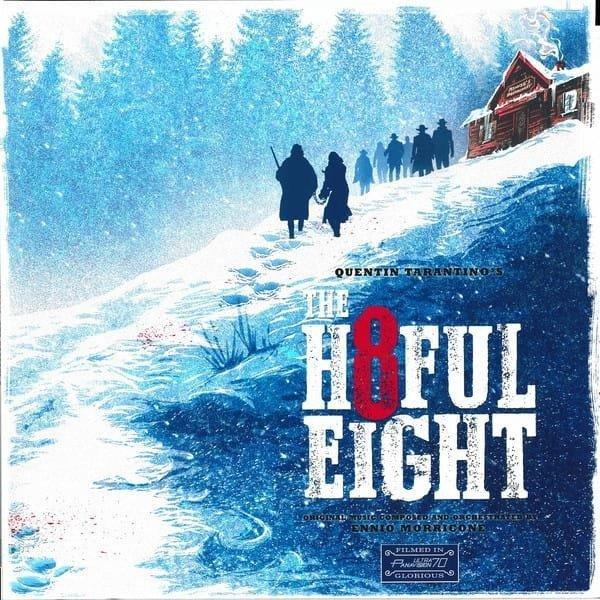 SOUNDTRACK The Hateful Eight (NIENAWISTNA Ósemka) 2LP