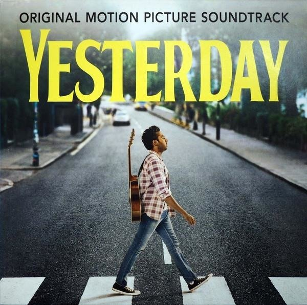 SOUNDTRACK Yesterday (HIMESH Patel)  2LP