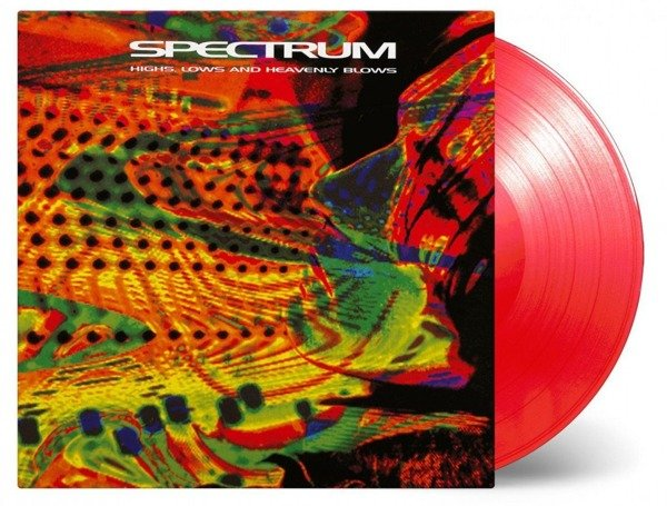 SPECTRUM Highs, Lows and Heavenly Blows LP (Coloured Vinyl)