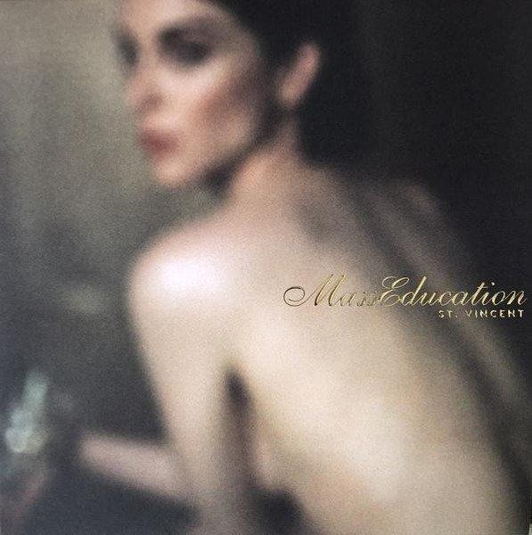 ST. VINCENT Masseducation LP