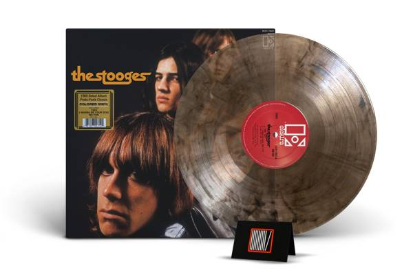 STOOGES, THE The Stooges LP