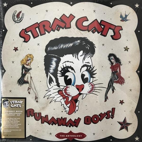 STRAY CATS Runaway Boys 2LP
