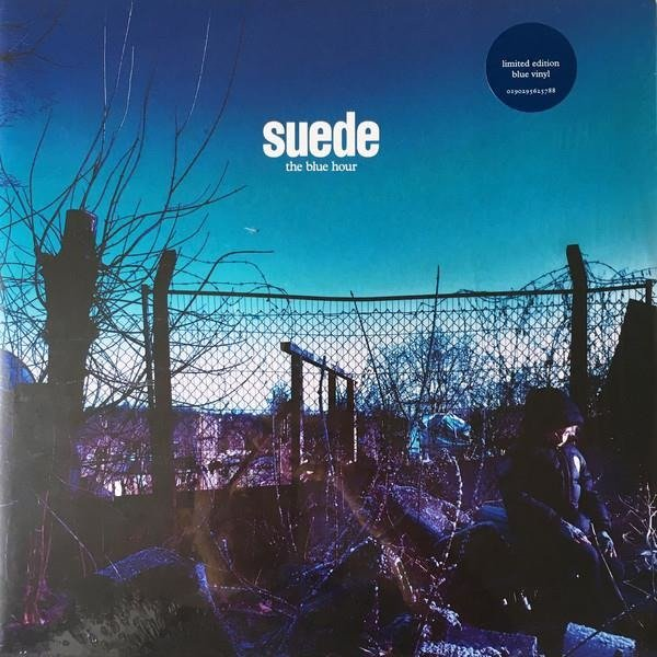 SUEDE The Blue Hour 2LP