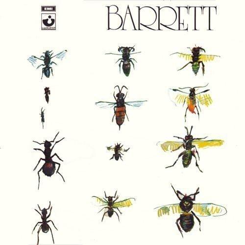 SYD BARRETT Barret LP