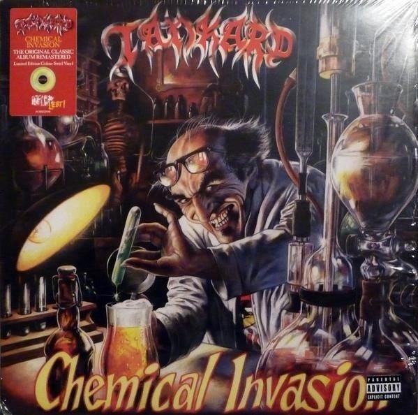 TANKARD Chemical Invasion LP