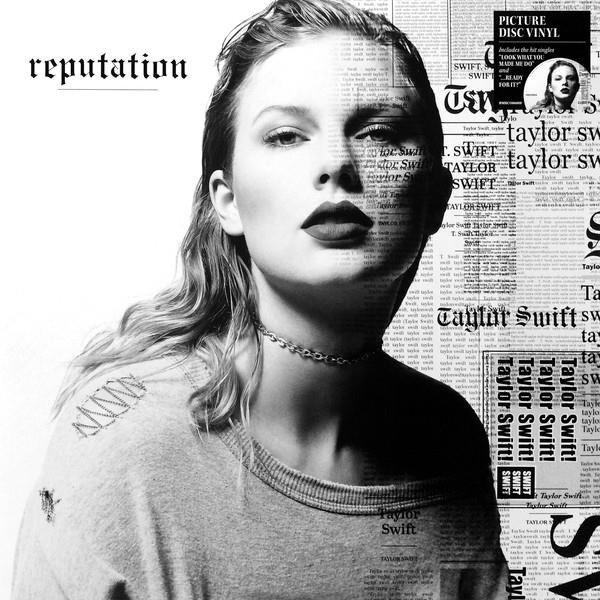 TAYLOR SWIFT Reputation  2LP