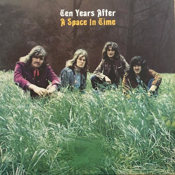 TEN YEARS AFTER A Space In Time LP