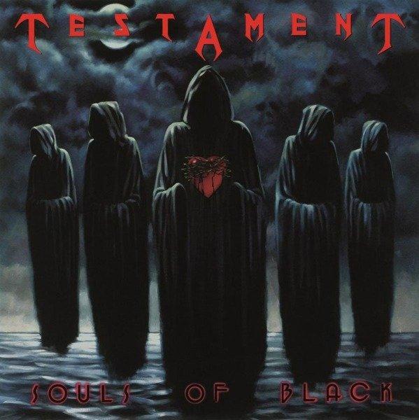 TESTAMENT Souls of Black LP