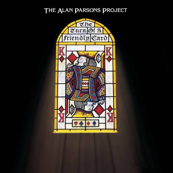 THE ALAN PARSONS PROJECT- Turn of a Friendly Card LP