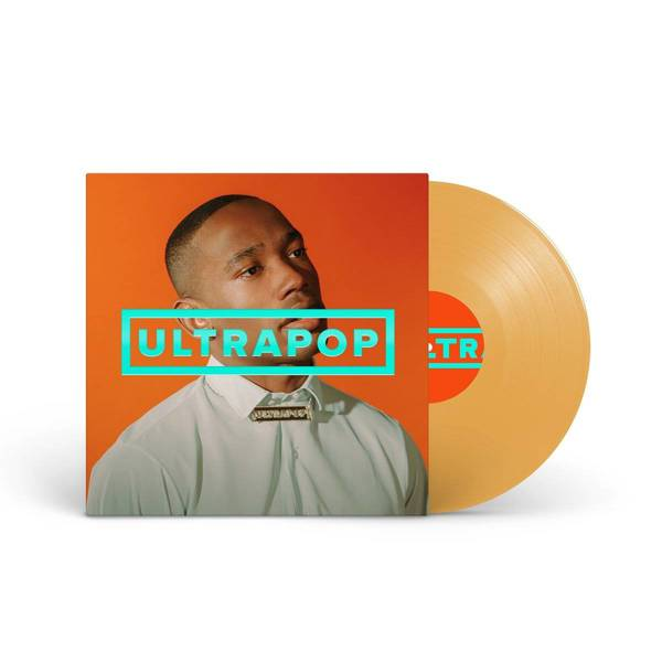 THE ARMED ULTRAPOP LP YELLOW