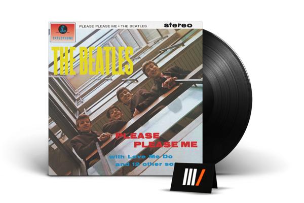 THE BEATLES Please Please Me LP