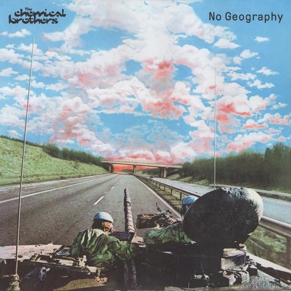 THE CHEMICAL BROTHERS No Geography  2LP