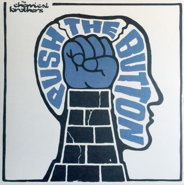 THE CHEMICAL BROTHERS Push The Button  2LP