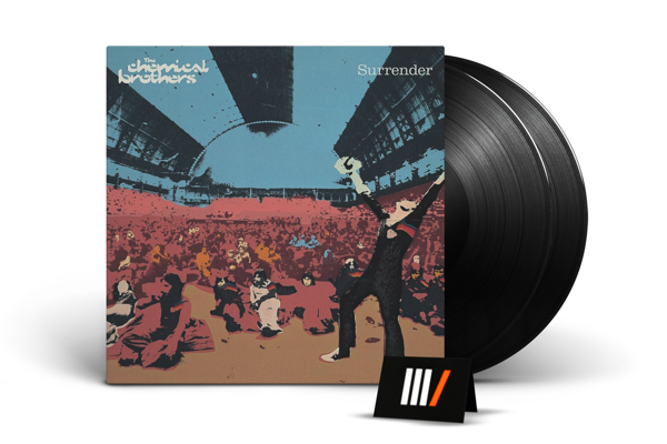 THE CHEMICAL BROTHERS Surrender 2LP