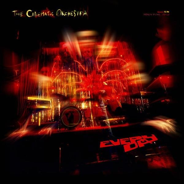 THE CINEMATIC ORCHESTRA Everyday  Limited Edition 2LP