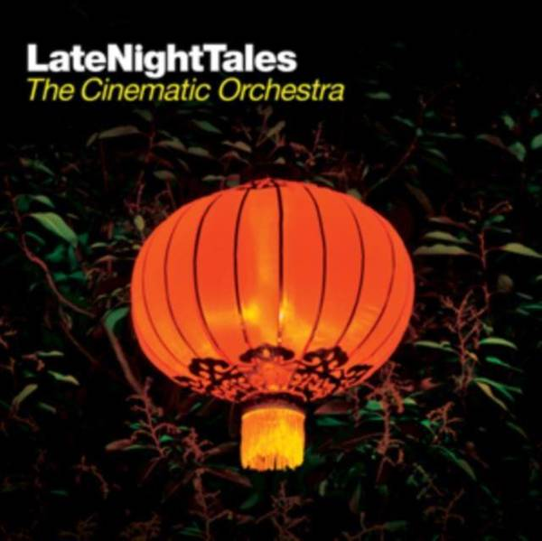 THE CINEMATIC ORCHESTRA Late Night Tales  2LP