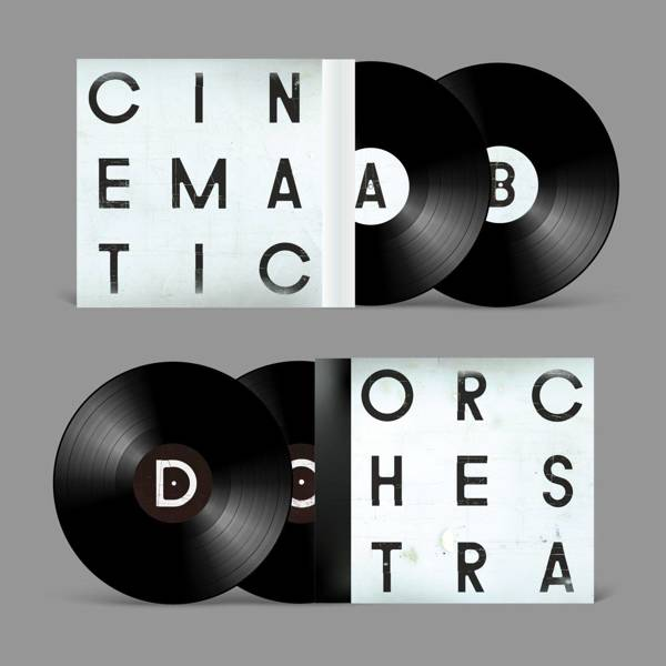 THE CINEMATIC ORCHESTRA To Believe  2LP