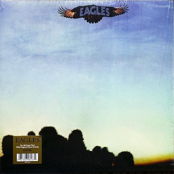 THE EAGLES Eagles LP