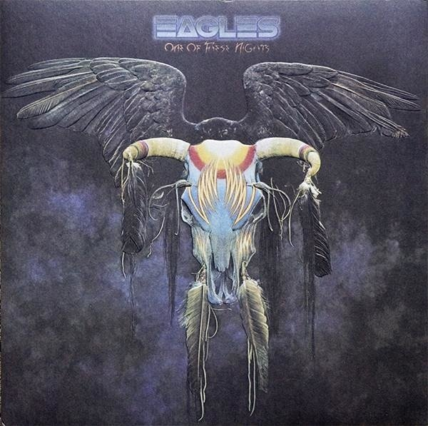 THE EAGLES One Of These Nights LP