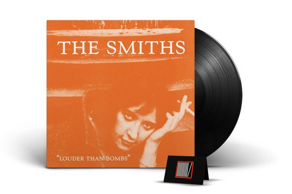 THE SMITHS Louder Than Bombs 2LP