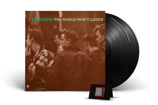 THE SMITHS World Won't Listen 2LP