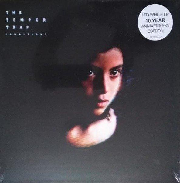 THE TEMPER TRAP Conditions (LIMITED Anniversary White Vinyl Edition) LP