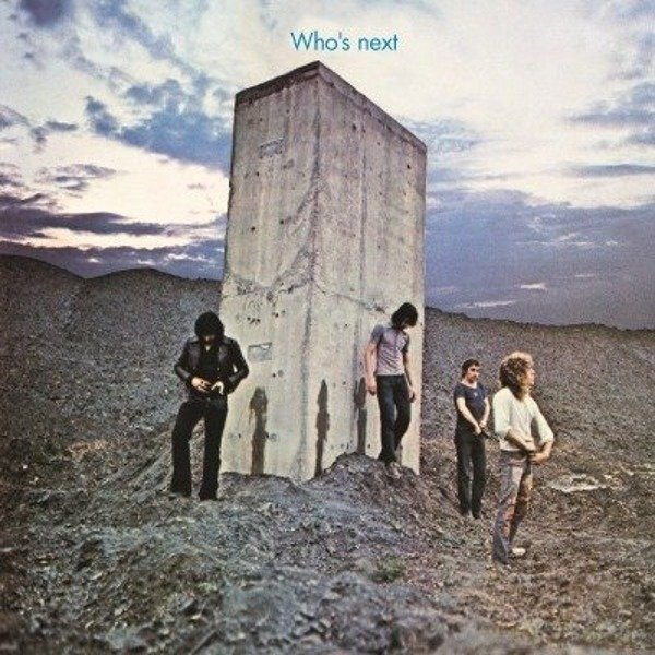 THE WHO Who's Next LP
