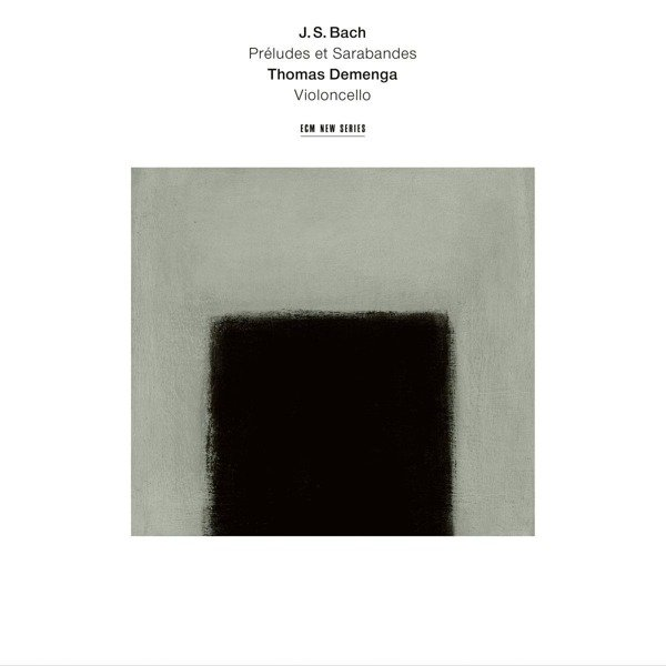 THOMAS DEMENGA Preludes & Sarabandes LP