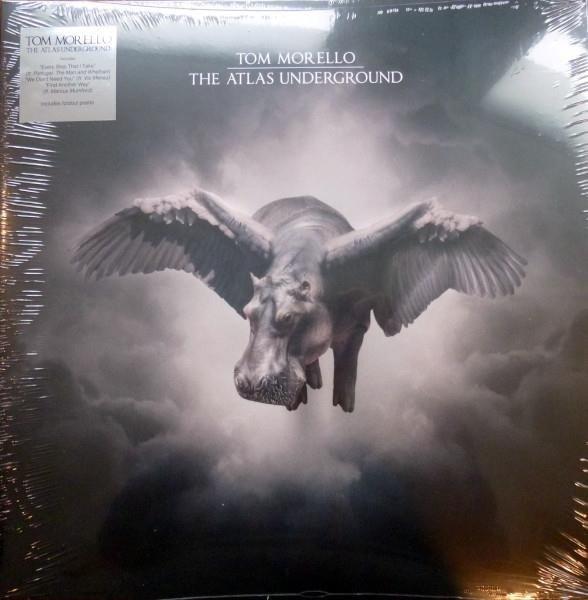 TOM MORELLO The Atlas Underground LP