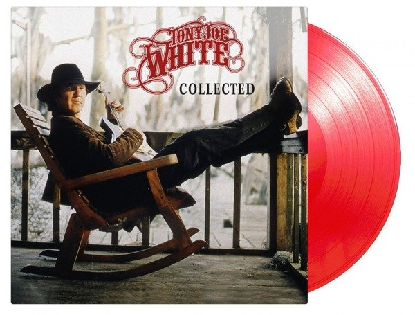 TONY JOE WHITE Collected (Red Vinyl) 2LP
