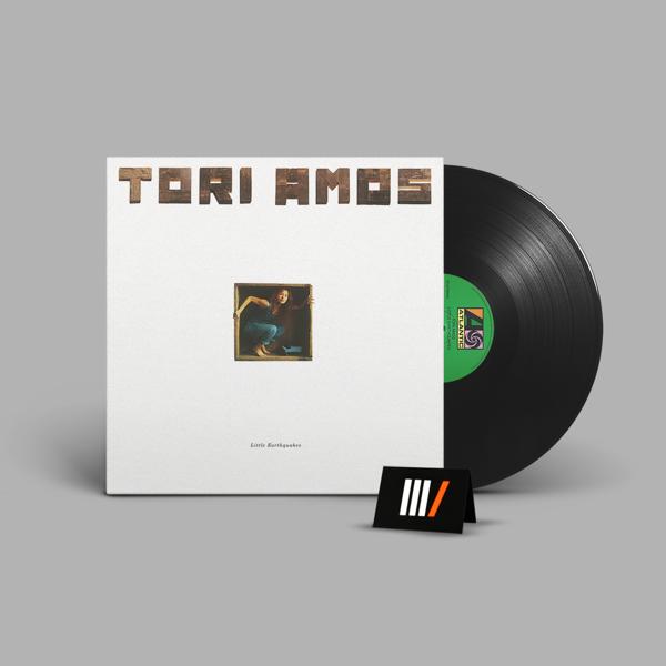 TORI AMOS Little Earthquakes LP