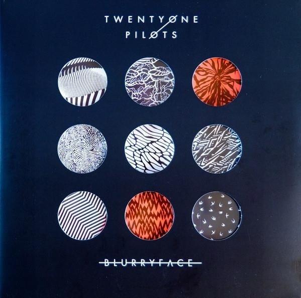 TWENTY ONE PILOTS Blurryface LP