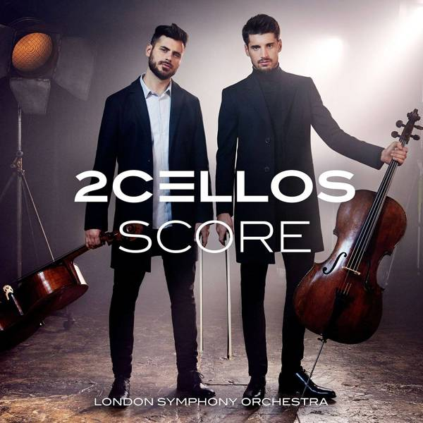 TWO CELLOS Score 2LP