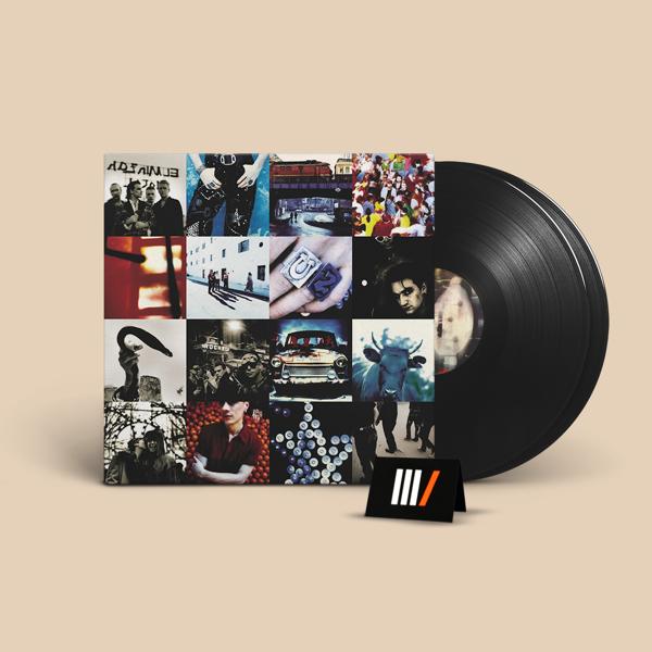 U2 Achtung Baby  2LP