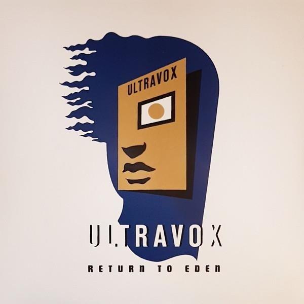 ULTRAVOX Return To Eden (LIVE) 2LP