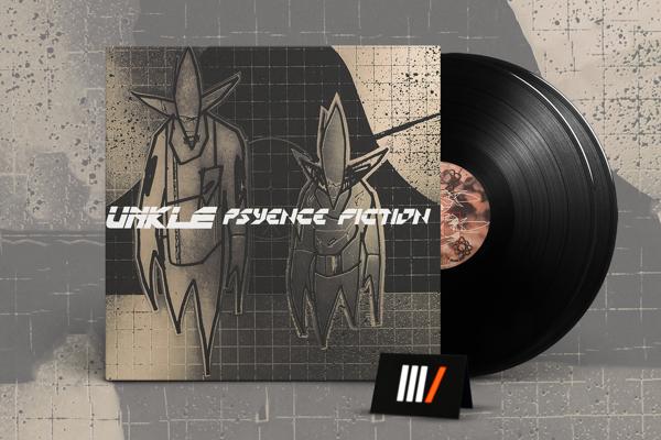 UNKLE Psyence Fiction  2LP