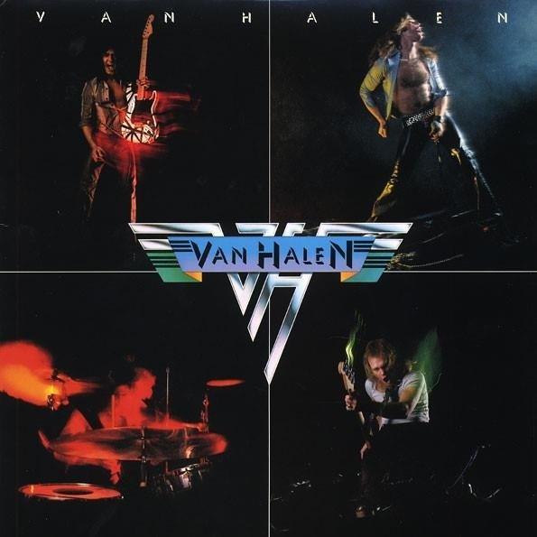 VAN HALEN Van Halen LP