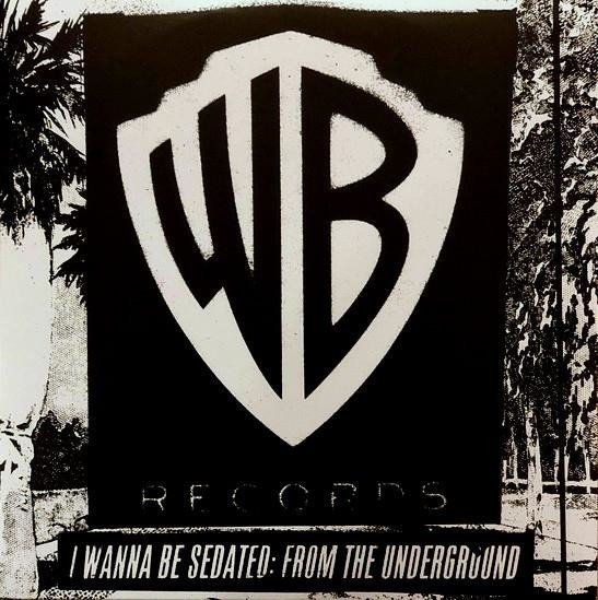 VARIOUS I Wanna Be Sedated: From The Underground 2LP