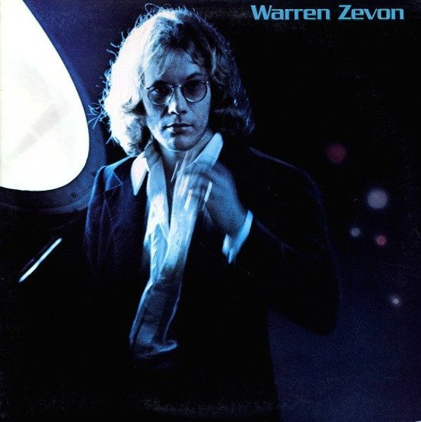 WARREN ZEVON Warren Zevon LP
