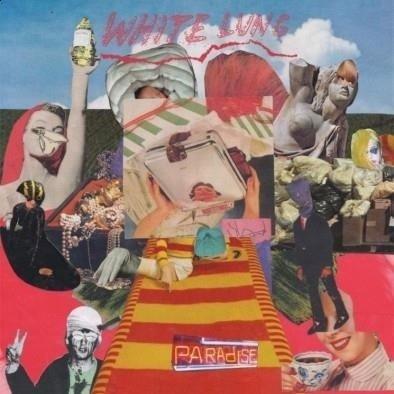 WHITE LUNG Paradise (LIMITED Edition Coloured Vinyl) LP