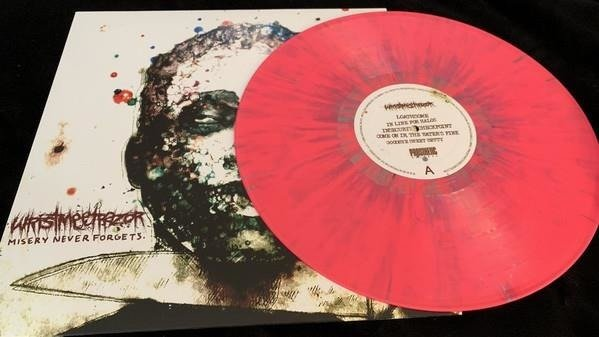 WRISTMEETRAZOR Misery Never Forgets LP