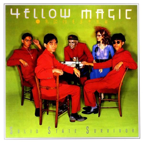 YELLOW MAGIC ORCHESTRA Solid State Survivor LP