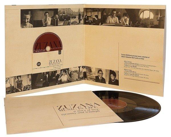 ZUZANA RUZICKOVA Zuzana: Music Is Life - A Story Of Love, Tyranny And Triumph – Special Dvd & Edition 2LP