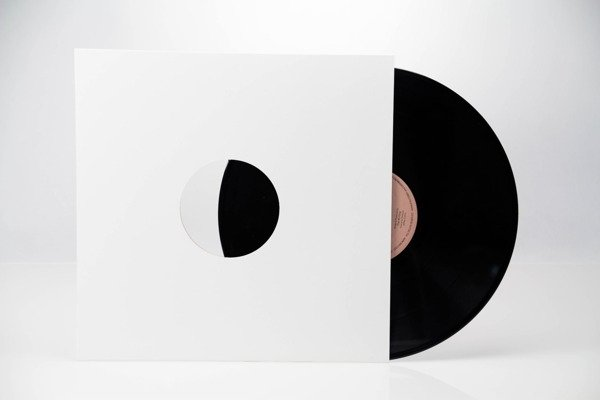 Zewnętrzne okładki tekturowe na płyty winylowe LP PREMIUM BIAŁE
