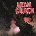 METAL CHURCH Metal Church LP (Silver Vinyl)