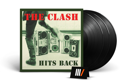 THE CLASH Hits Back 3LP